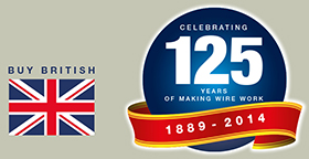 buy british - wire manufacturing