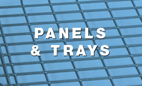 Wire Mesh Panels & Trays