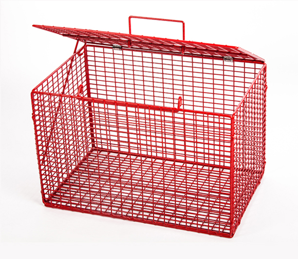 Pet Cage, wire work, JW Lister, pets, animals