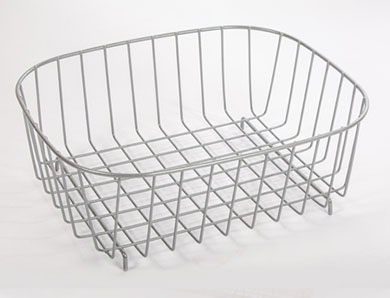 Plastic Coated Baskets For Kitchen Sink