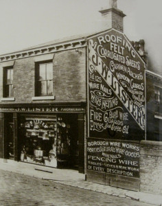 JW Lister Wireworkers Shop