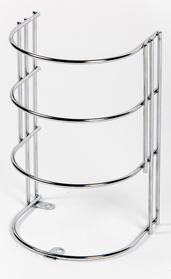 curved crockery rack, storage, caravan, motorhome, wire