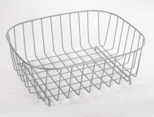 JW Lister, wirework, universal bowl sink basket